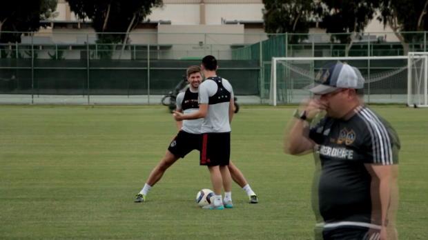 So unbekannt ist Gerrard noch in den USA