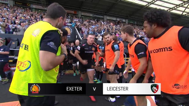 Aviva Premiership : Aviva Premiership - Match Highlights - Exeter Chiefs v Leicester Tigers