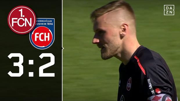 1. FC Nürnberg - 1. FC Heidenheim 1846