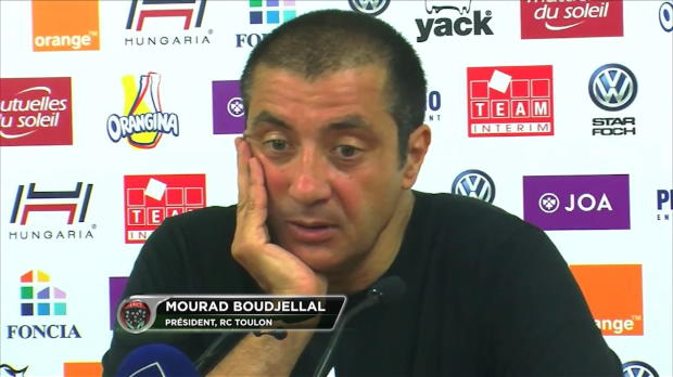 Top 14 - RCT : Boudjellal : 'Mike Ford arrive au club'