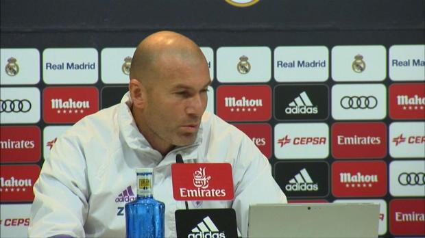 """Copa del Rey: Zidane vor Vigo """"nicht besorgt"""""""