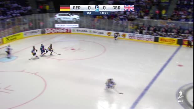 Deutschland - Großbritannien