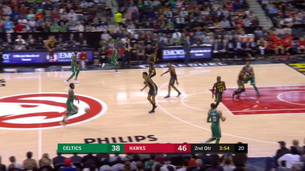 GAME RECAP: Celtics 110, Hawks 99
