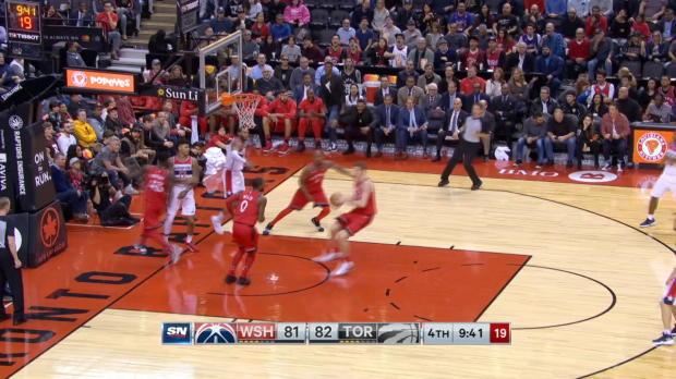 Block of the Night: Pascal Siakam