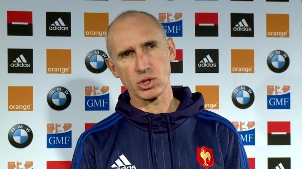 VI Nations - XV de France : Lagisquet : 'Bastareaud n'a jamais déçu'