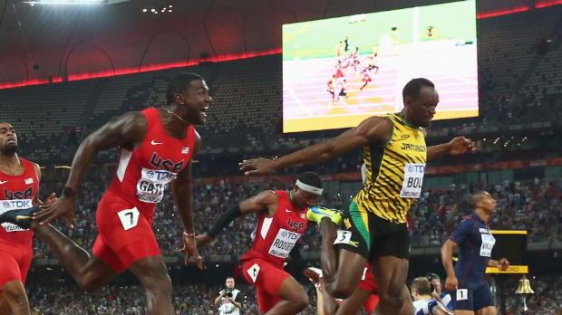 WM 2015: Gatlin-Lager feuert gegen IAAF