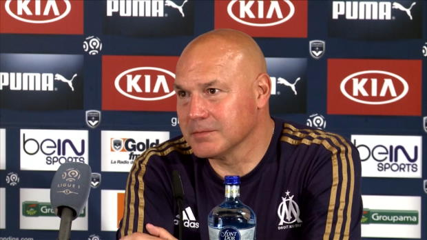 L1 - OM, Anigo : 'Essayer de finir en beaut�'