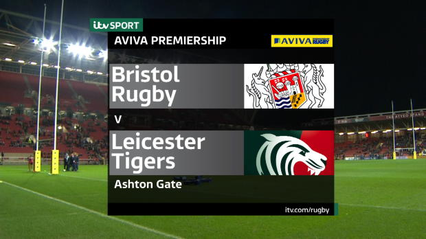 Aviva Premiership - Bristol Rugby v Leicester Tigers