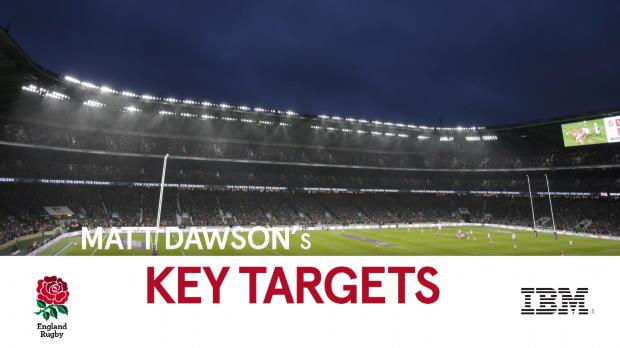 Aviva Premiership - Rugby Insight - Matt Dawson's Key Targets ENG v FRA