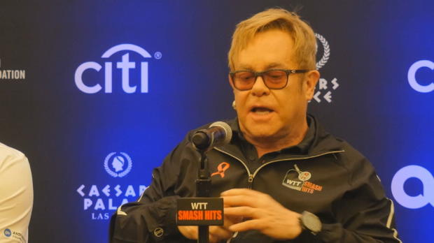 World Team Tennis: Elton John lädt Tennis-Asse
