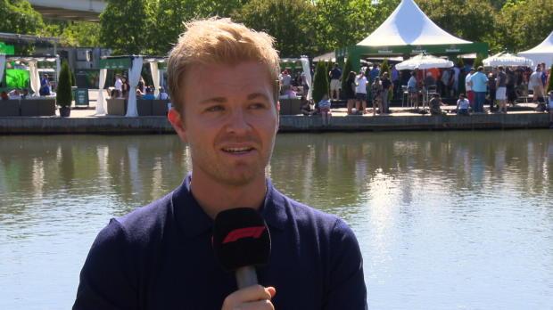 Rosberg: Sicherheit liegt mir am Herzen