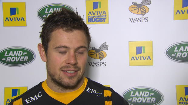 Aviva Premiership - Rob Miller Interview