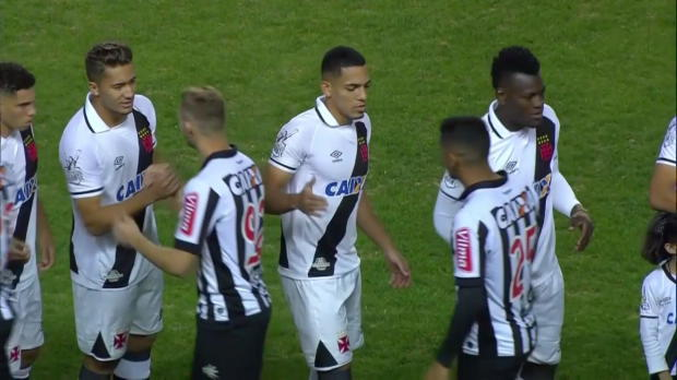 Mineiro-Vasco: Wembley-Tor und Youngster