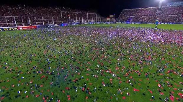 Argentinien: Boca-Party verzögert Anpfiff