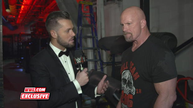 """""""Stone Cold"""" Steve Austin still loves to raise hell on Mr. McMahon: WWE.com Exclusive, Jan. 22, 2018"""