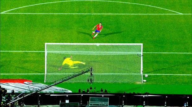 Copa America: Cool, cooler, Alexis Sanchez!