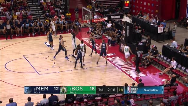 GAME RECAP: Grizzlies 94, Celtics 88