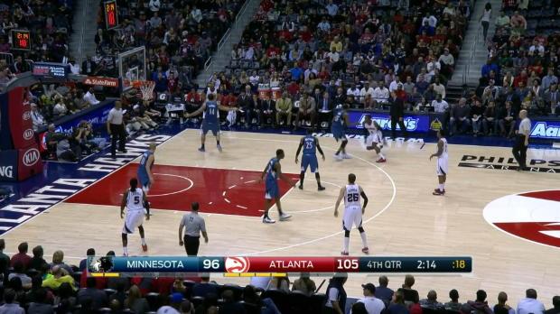 Basket : NBA - Les Hawks au 16e ciel