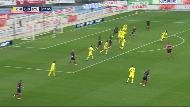 Serie A: Chievo - Bologna   DAZN Highlights
