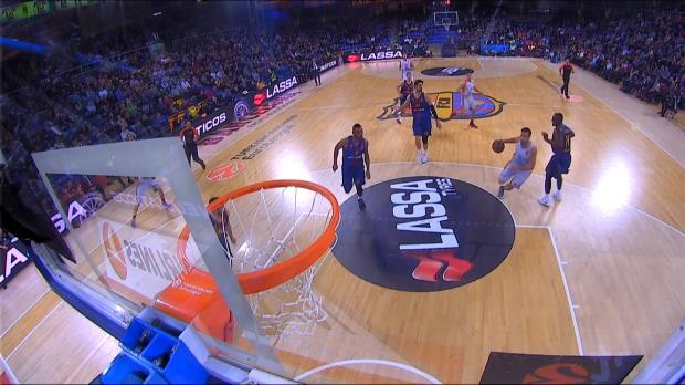 Basket : Euroligue (8e j.) ? Le bloc monstrueux de Moerman qui sublime une prestation solide du français