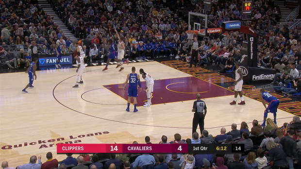 GAME RECAP: Cavaliers 118, Clippers 113