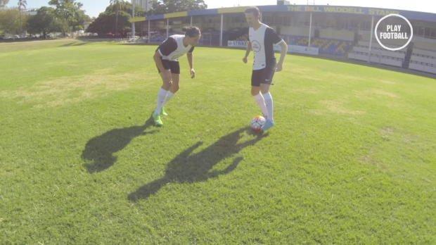 A-League stars talk Play Football