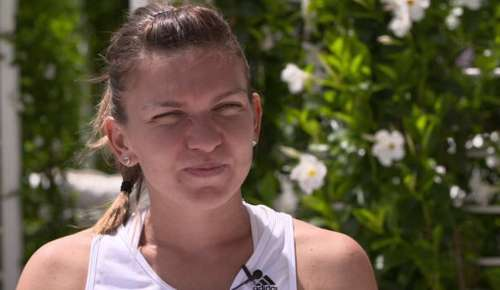 Halep Interview: WTA Rome Preview