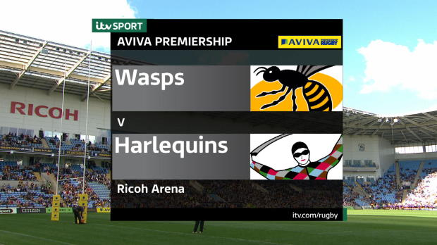 Aviva Premiership - Match Highlights - Wasps v Harlequins