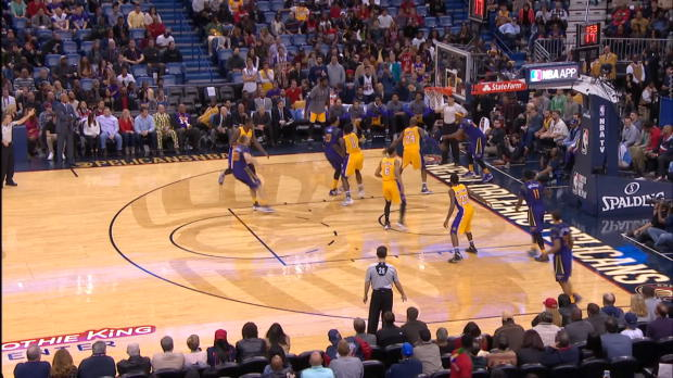 Dunk of the Night: Ryan Anderson