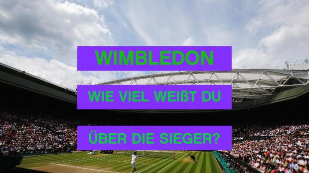 Wimbledon: Borg? Djokovic? Das große Quiz