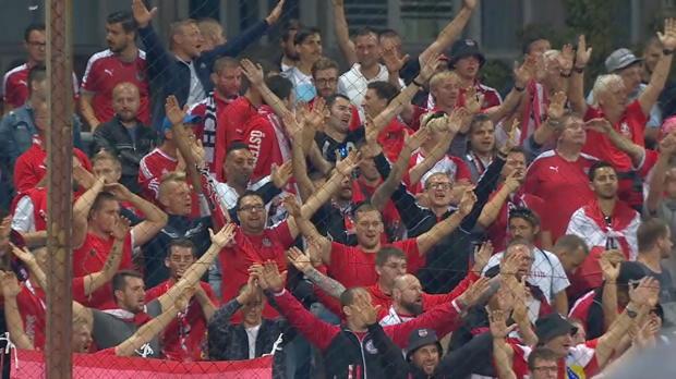 UEFA Nations League: Bosnien-Herzegowina - Österreich | DAZN Highlights