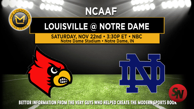 Louisville Cardinals @ Notre Dame Fighting Irish