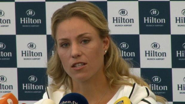 "US Open: Kerber: ""Aus dem Rio-Finale gelernt"""