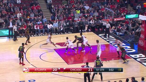 WSC: Dennis Schroder scores 18 points in win over the Bulls