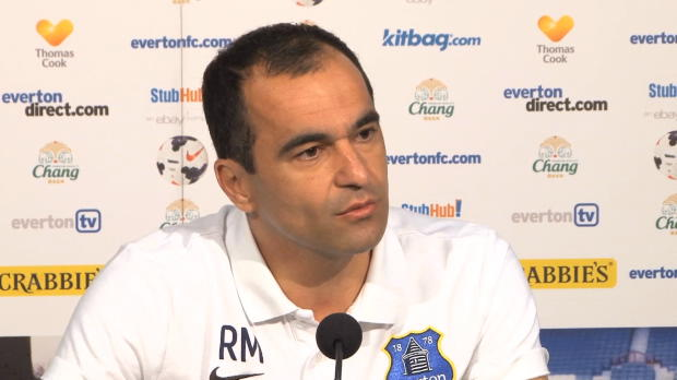 P.League - Martinez garde Everton motiv�