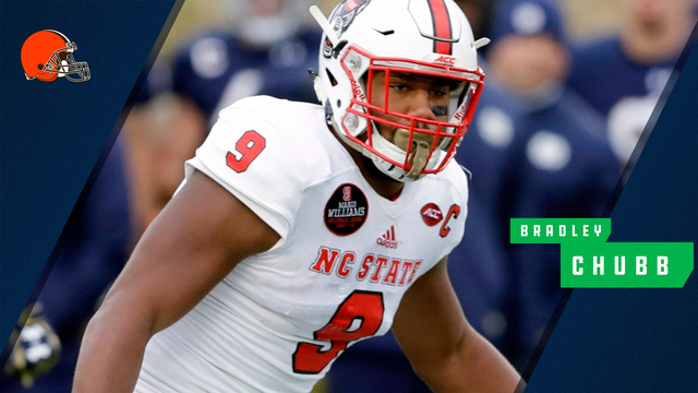 Move the Sticks: Draft buzz surrounding the No. 4 pick in the 2018 NFL Draft