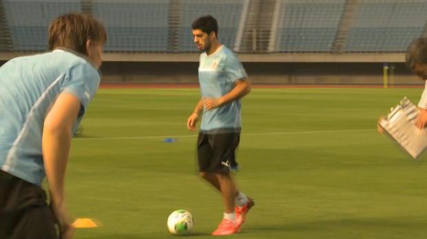 Copa America: So ersetzt Uruguay Suarez