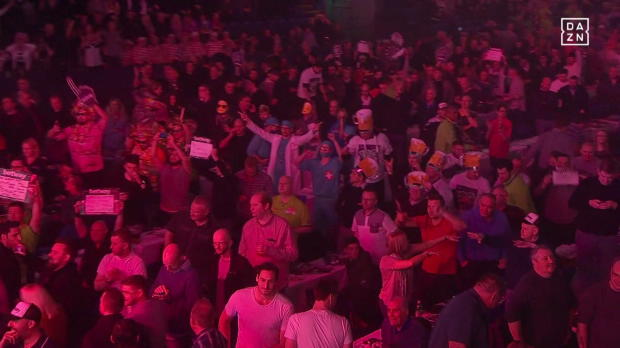 Premier League Darts: Nottingham