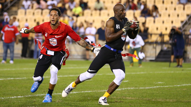 Top Plays from American Flag Football League Semifinals