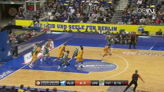 EL : Berlin 79-78 Malaga