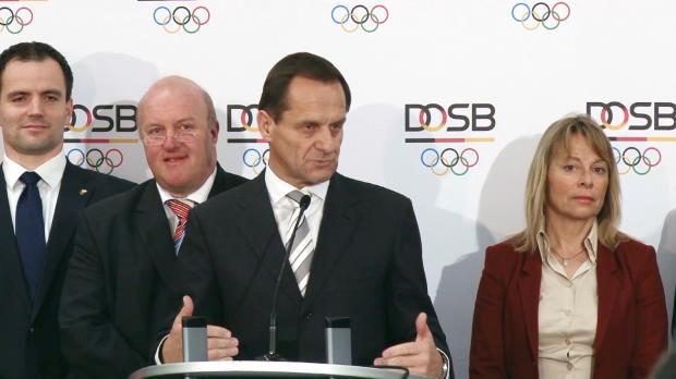 """Olympia 2024: """"Auch DFB unterstützt Bewerbung"""""""