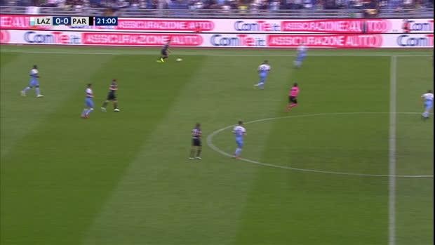 Serie A: Lazio Rom - Parma   DAZN Highlights