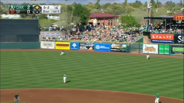 Neuse's two-run homer
