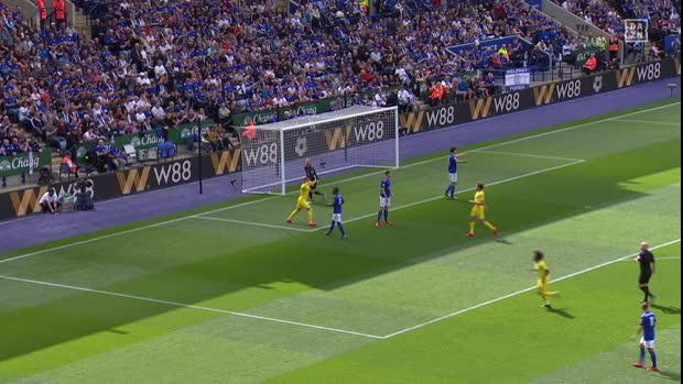 Premier League: Leicester - Chelsea | DAZN Highlights