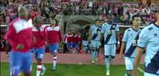 Liga : Grenade 0-1 Rayo