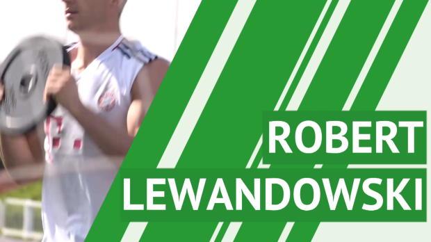 Lewandowski weg? Der Top-Torjäger im Profil