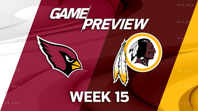 Cardinals vs. Redskins preview | 'NFL Now'
