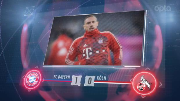Fünf Fakten nach dem 16. Spieltag