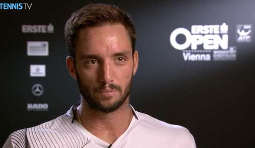 Troicki Interview: ATP Vienna 2R