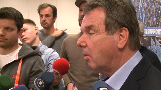 Bruchhagen: Last-Minute-FCB? Freude statt Angst